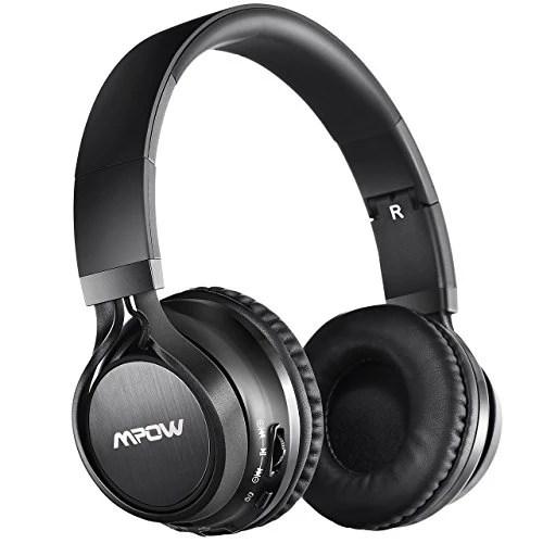 Casque Bluetooth sans Fil Casque Audio sans Fil avec Micro, Ecouteur Bluetooth Stéréo, Suppression du Bruit Kit Main Libre pour Smartphone,TV,PC,Ordinateur Portable, et d'autres Appareils Bluetooth