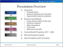 Presenting a business case template costumepartyrun case maxwellsz
