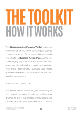 BUSINESS ACTION PLANNER – GUIDEBOOK FOR GRAPHIC DESIGNERS_Page_014