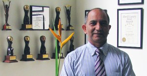 Five questions for … Sushil Gordon of Port Moresby's Airways Hotel