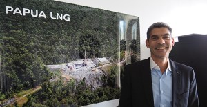Total close to decision on cooperation with PNG LNG plant, says MD Blanchard