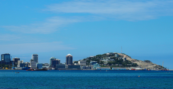 Port Moresby town. Source: Business Advantage International