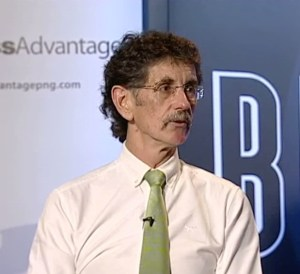 Bank South Pacific's Robin Fleming. Source: EMTV