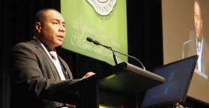 Sticking points in Mining Act yet to be resolved, says Mining Minister Byron Chan
