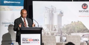 Maru says Papua New Guinea must aim at import replacement in agriculture