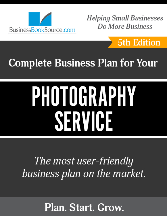 Photography Service Business Plan - Photography Business Plan