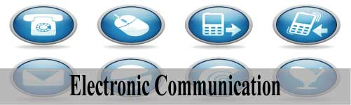 electronic-communication