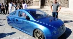 Mașină electrică turcească