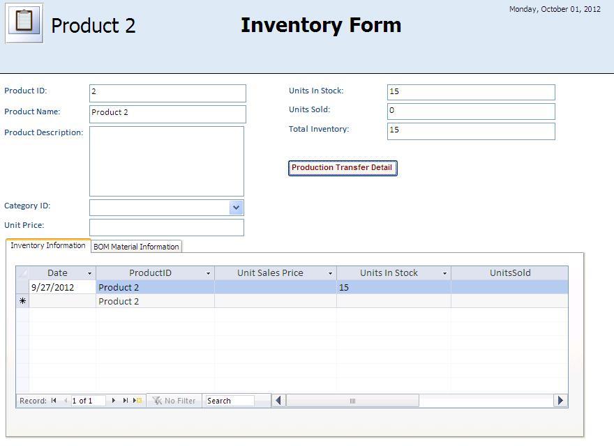 Inventory Management Software Screenshots Inventory Managment - inventory management template