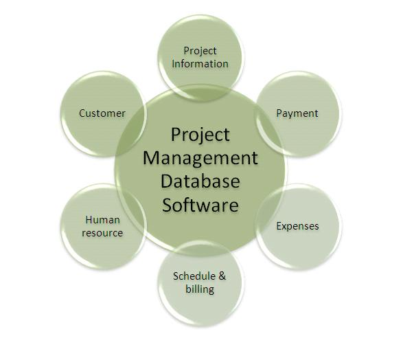 Projects Management Software Project Management Database Software - using access for project management