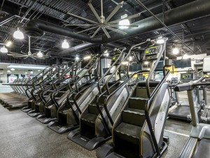 Chuze is taking over a 35,000-square-foot gym space.
