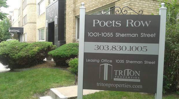 Poets Row in Cap Hill sells for $33.5M