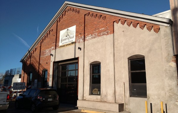 Bigsby's Folly will operate near the corner of 36th and Wazee streets in RiNo. (Burl Rolett)