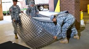 Centennial firm locks down patent for military mattress