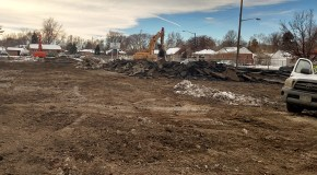 Demo begins on future CVS site