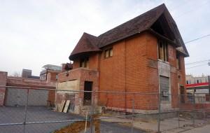 Moonstar is planning 15 smaller townhomes at 1010 Acoma St. (Burl Rolett)