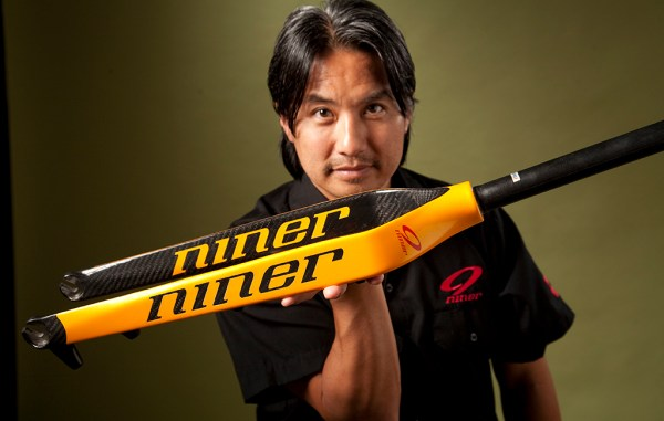 Chris Sugai started Niner, a bike company in Fort Collins, in 2005. (Courtesy Niner)