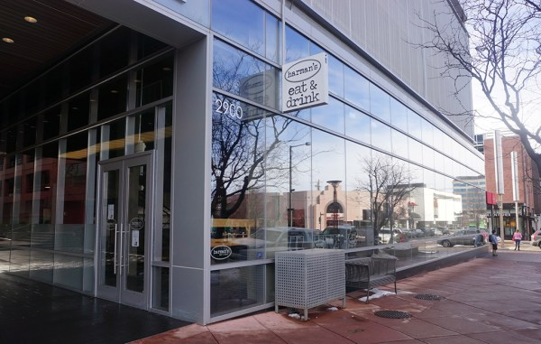 Vineyard Vines will occupy the former Harman's restaurant at 2900 E. Second Ave. (Burl Rolett)