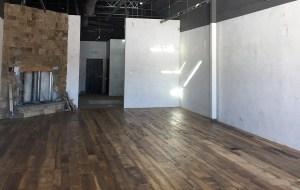 The Fab Method's 1,700-square-foot studio used to be an art gallery. (Courtesy Kadi Blain)
