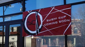 To-go sushi finds spot in Cap Hill