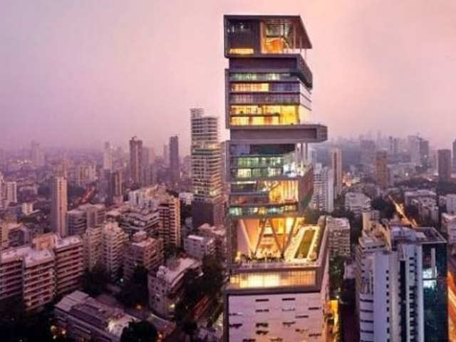5 Most Expensive Homes Of Indian Business Families