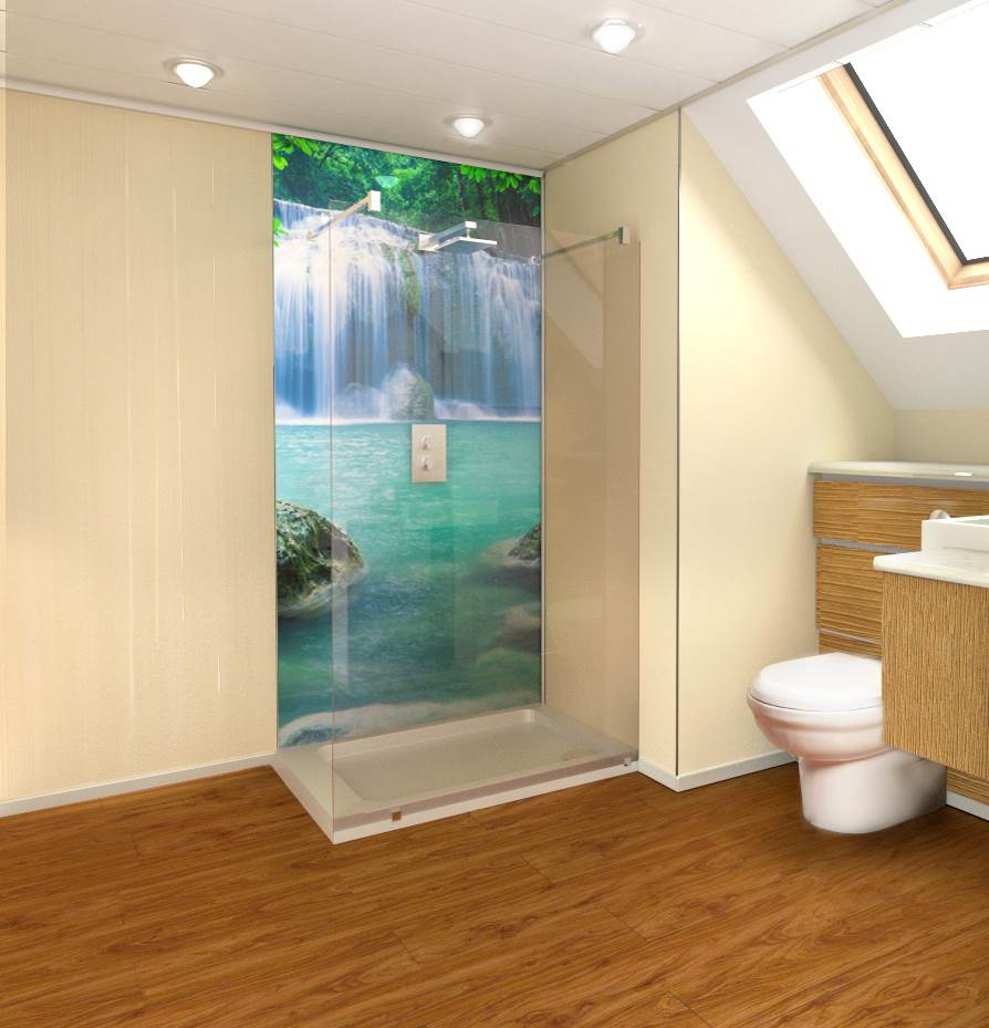 A.B Building Products Ltd (Shower Wall Panels), Shower