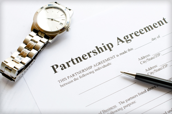 Download Partnership Agreement Template - For Free