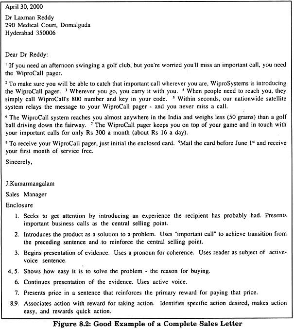 Persuasive Business Letter Example Sample Sample Of Persuasive