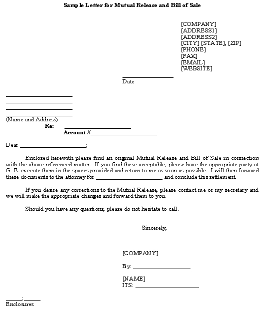 Settlement and Mutual Release Agreement Form \u2013 Download Online!
