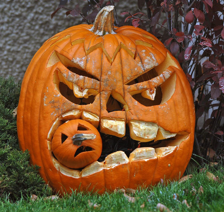 Поделки на хэллоуин своими руками 8