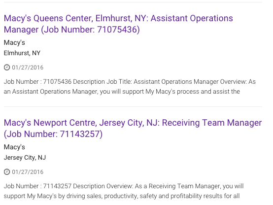 resume hiring near me