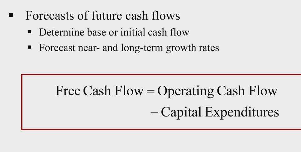 Discounted Cash Flows Methods Value Your Business through DCF