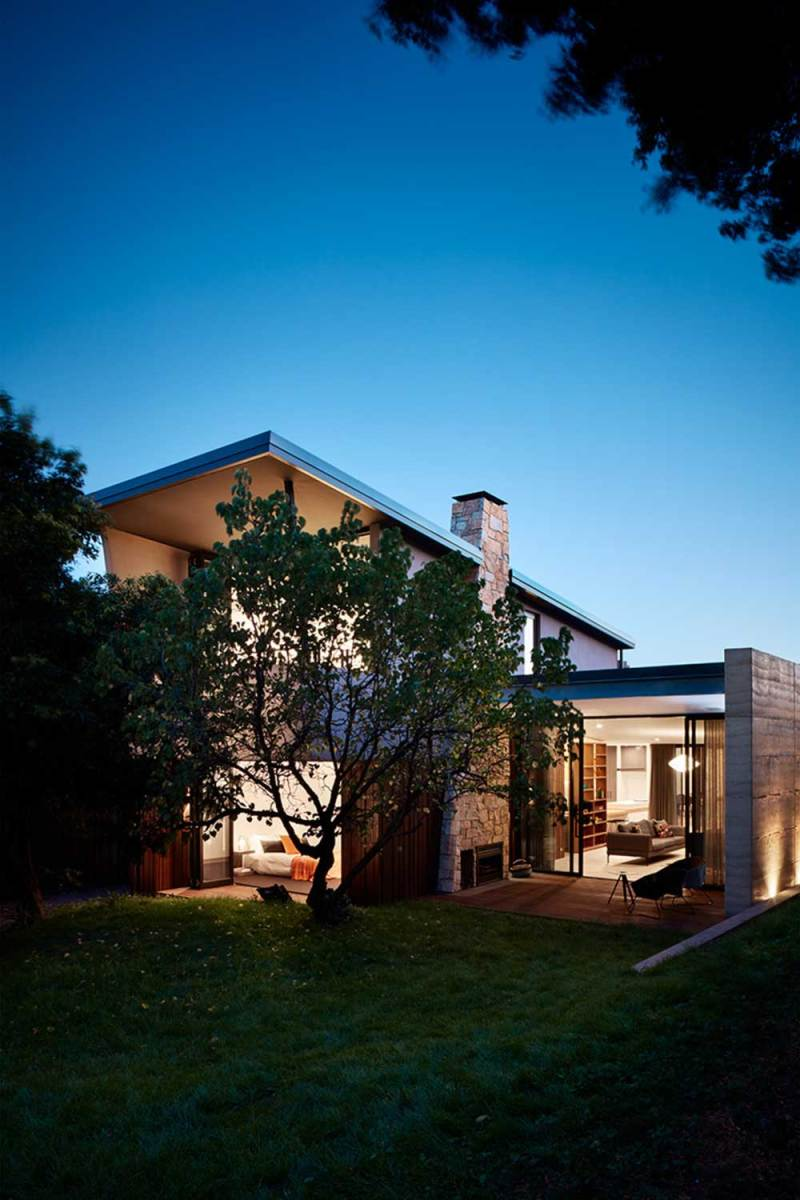 Large Of Modern Victorian House