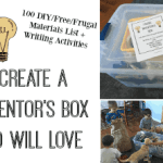 How To Create A Frugal Inventor's Box Your Child Will Love