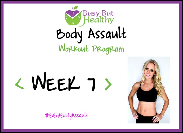 BBH Body Assault_week 7