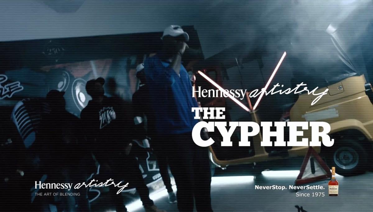 VIDEO + AUDIO: Vector x Dremo x AO x Obadice x Blaqbonez – Hennessy Cypher 2016