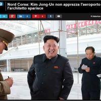 Kim Jong-Un non apprezza l'aeroporto?