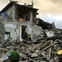 La protezione civile russa in aiuto dell'Italia