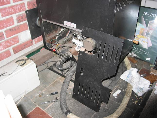 Pellet Stove Thermostat Wiring Diagram Whitfield Pellet Stove Low Limit Switch Replacement