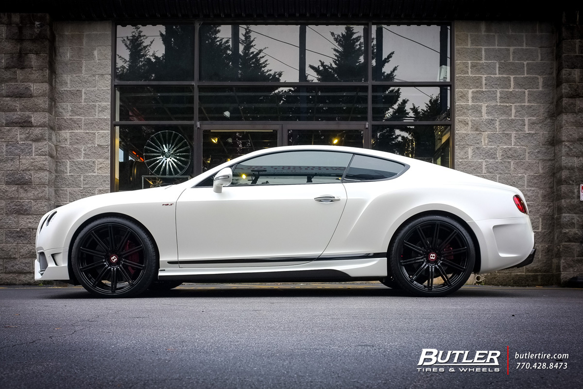 bentley continental gt cv