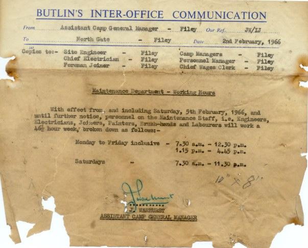 inter-office letter - inter office communication letter