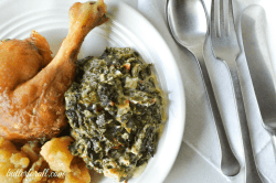 Small Of Keto Creamed Spinach
