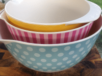 Review: Cake Boss Mixing Bowls  Get Cooking!