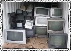 Trash TVs