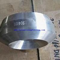 Stainless Steel Butt Welded Pipe Fittings Socket Weld ...