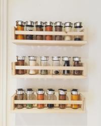 Spice Rack Ideas for The Kitchen and Pantry - Buungi.com