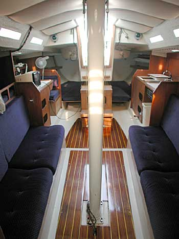 Schock 35 1985 For Sale By Jan Guthrie Yacht Brokerage