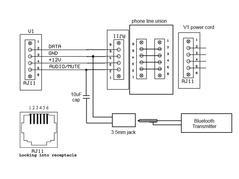 beltronics power cord wiring diagram