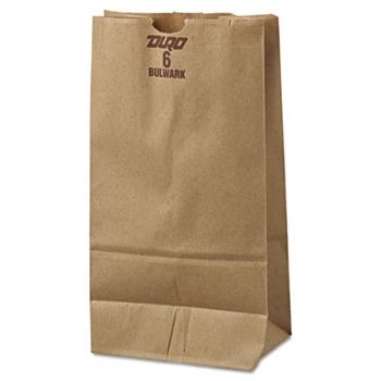 Heavy Duty Kraft Paper Bags