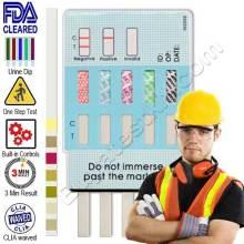 Employer 5 panel drug test pack